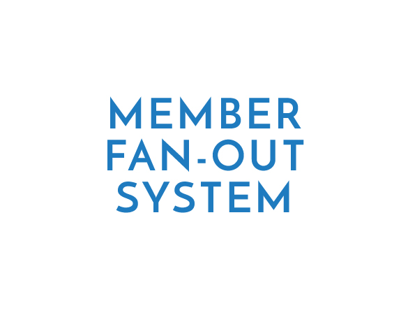 Whitecourt Chamber of Commerce - Member Fan-Out System
